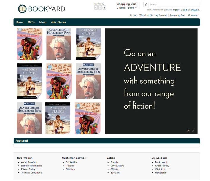 Bookyard Screenshot 4-3